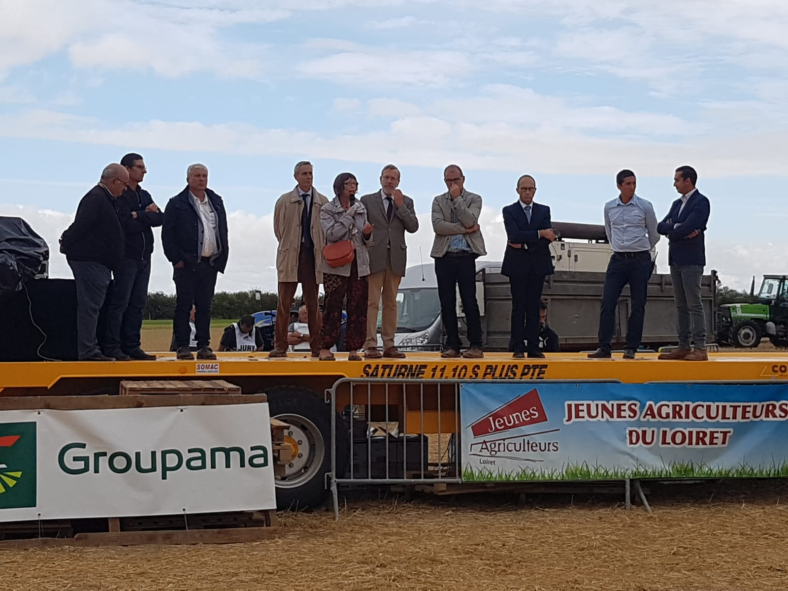 Discours - inauguration officielle
